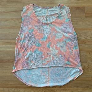 We the Free cool Pastel Top